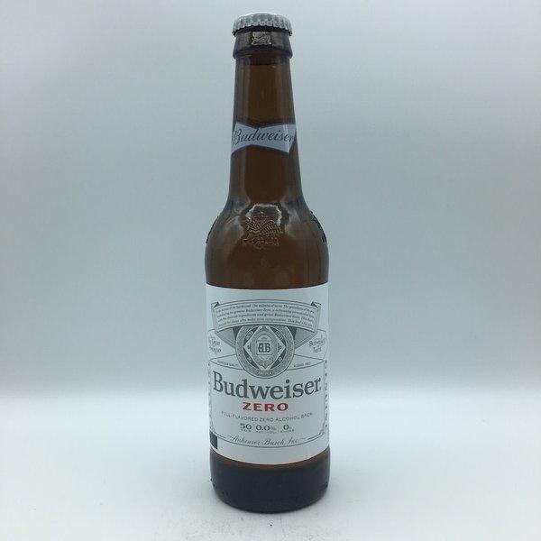 Budweiser Zero Non-Alcoholic 6PK 12OZ