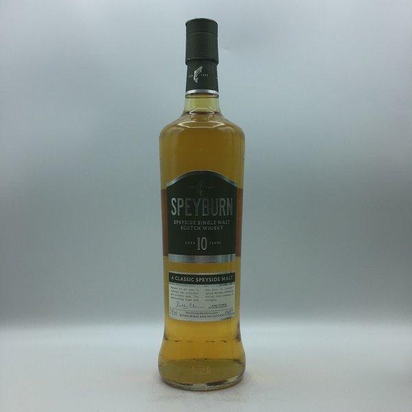 Speyburn 10YR Highland Single Malt Scotch Whisky 750ML