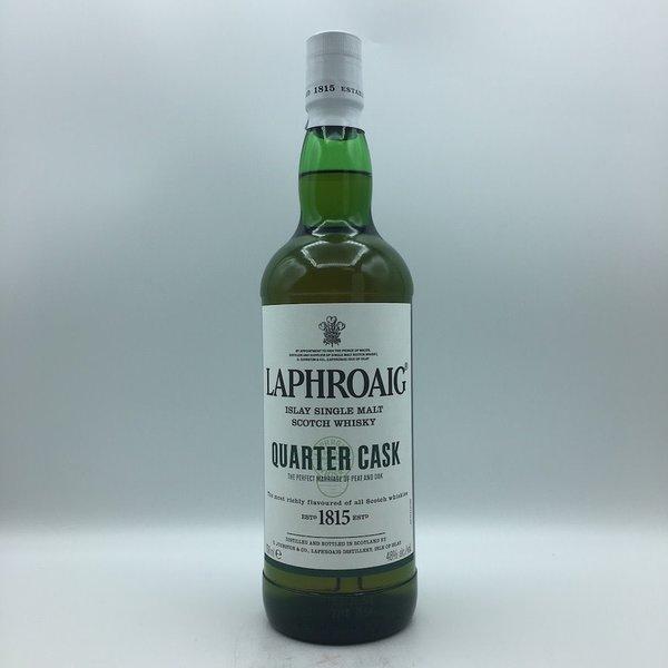 Laphroaig Quarter Cask Islay Scotch 750ML
