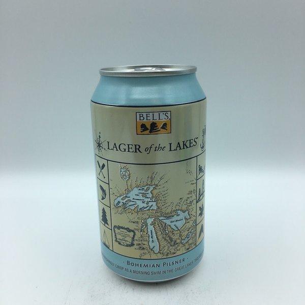 Bell's Lager of the Lakes Pilsner 6PK 12OZ