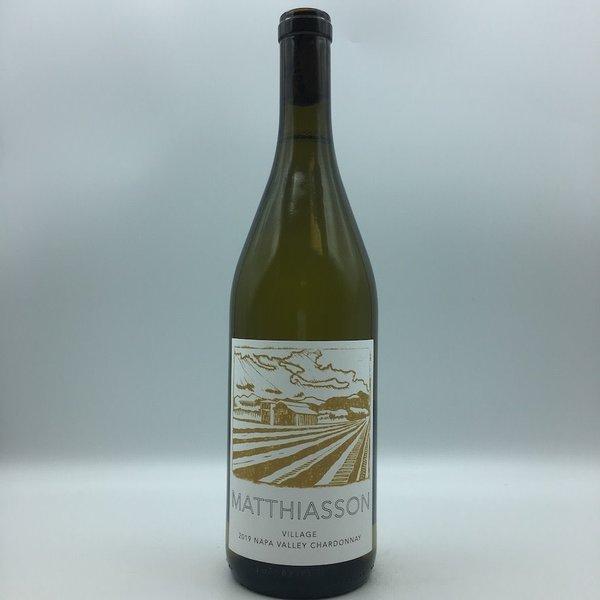 Matthiasson Chardonnay Napa 750ML
