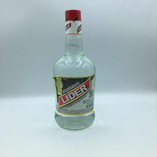 Aguardiente Lider 750ML