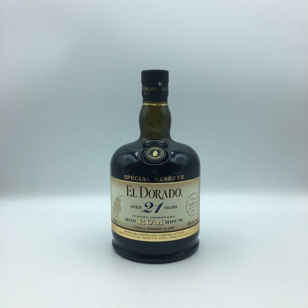El Dorado 21 Year Rum 750ML