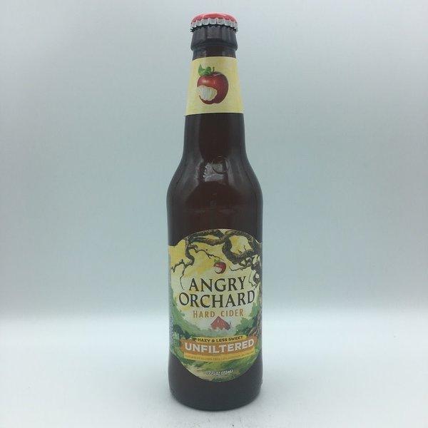 Angry Orchard Unfiltered Crisp Apple Cider 6PK 12OZ