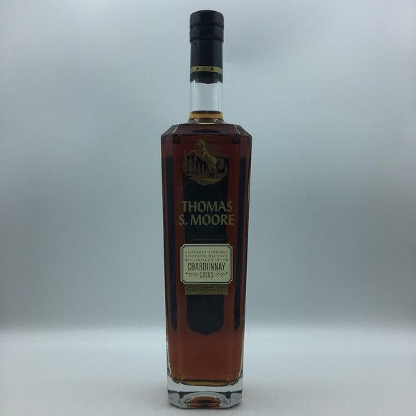 Thomas S Moore Bourbon Whiskey Chardonnay Casks 750ML
