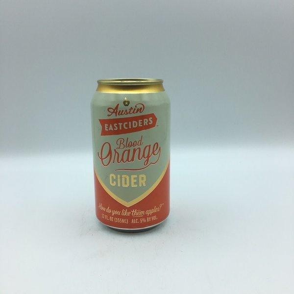 Austin Eastciders Blood Orange Cider 6PK 12OZ