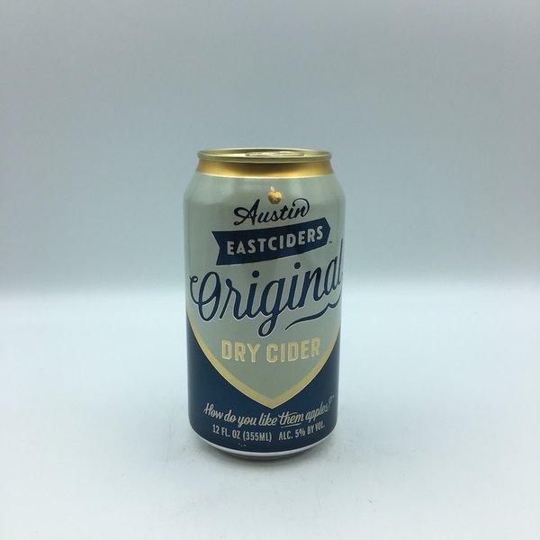 Austin Eastciders Original Dry Cider 6PK 12OZ