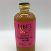 Liber And Co Tropical Passionfruit Syrup 9.5OZ