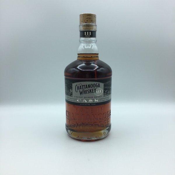Chattanooga Whiskey 111 Proof Bourbon Whiskey 750ML