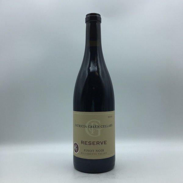 Patricia Green Cellars Reserve Willamette Valley Pinot Noir 750ML