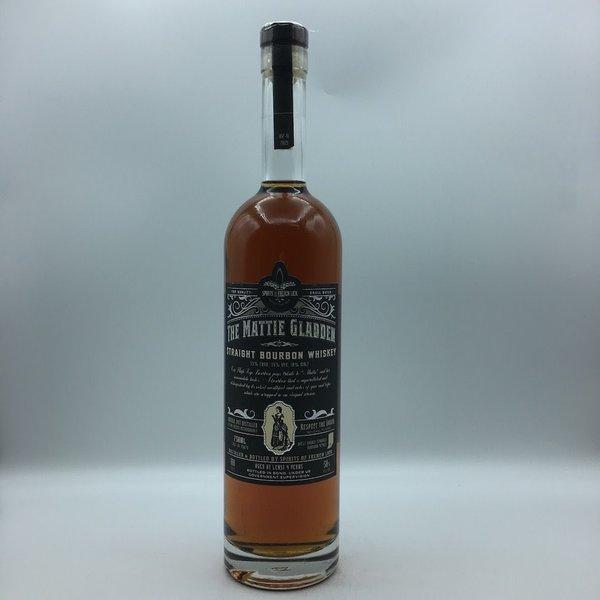 The Spirit of French Lick The Mattie Gladden 100 Proof Bourbon Whiskey 750ML