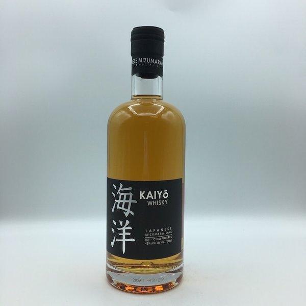 Kaiyo Japanese Mizunara Oak Whisky 750ML