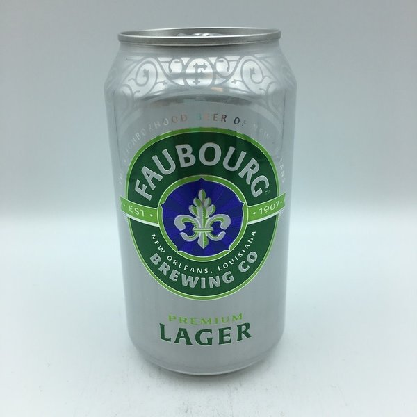 Faubourg Lager 6PK 12OZ