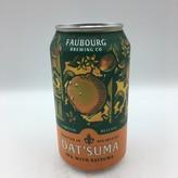 Faubourg Dat'suma IPA 6PK 12OZ