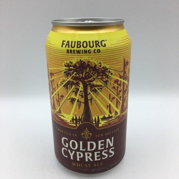 Faubourg Golden Cypress Wheat Ale 6PK 12OZ