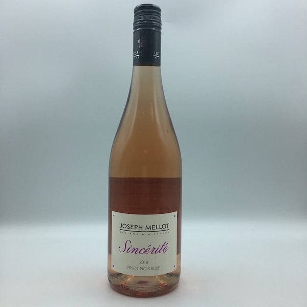 Joseph Mellot Sincerite Pinot Noir Rose 750ML