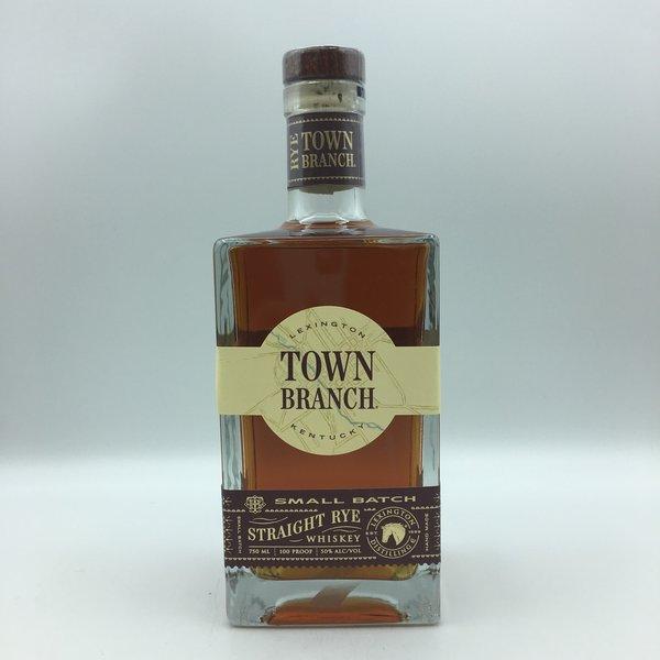 Town Branch Rye Whisky 750ML
