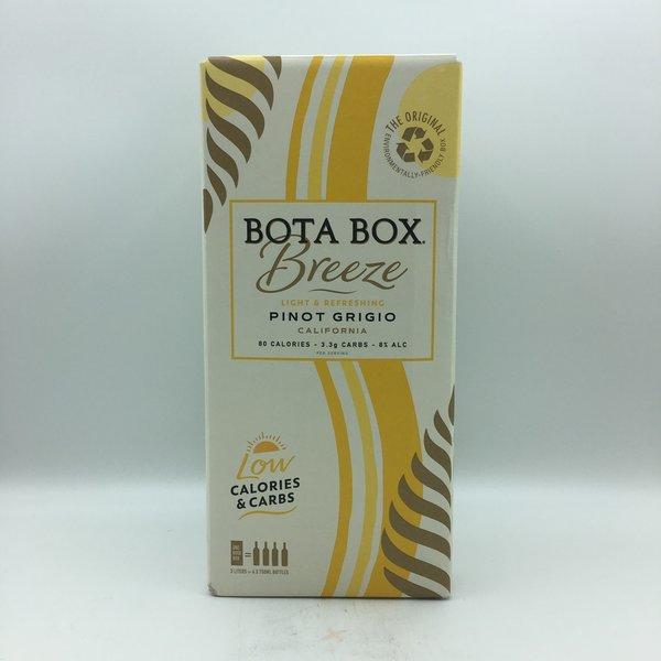 Bota Box Breeze Lo Cal Pinot Grigio 3L