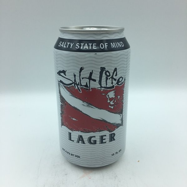 Salt Life Lager Cans 6PK 12OZ