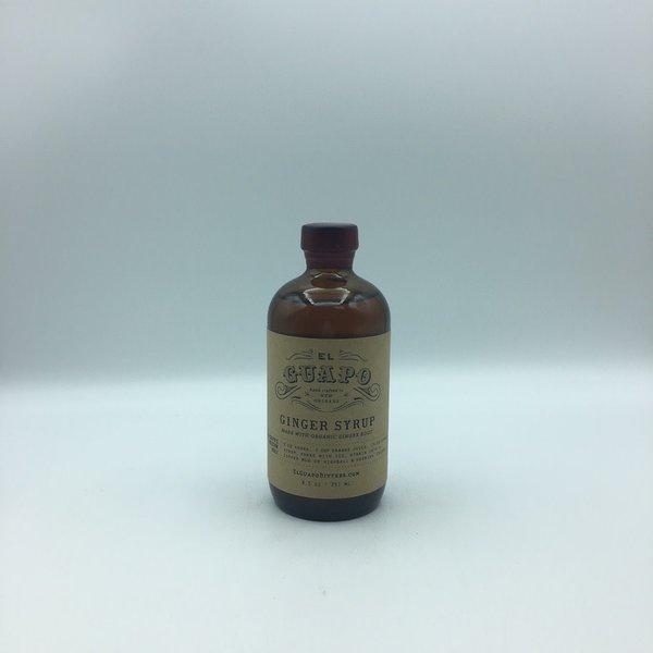 El Guapo Ginger Syrup 8.5OZ