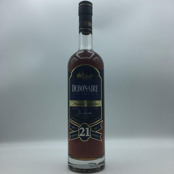 Debonaire Premium Reserve 21YRS Rum 750ML