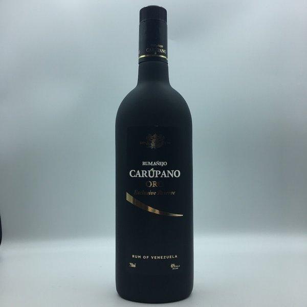 Carupano Oro 12YR Rum Anejo 750ML