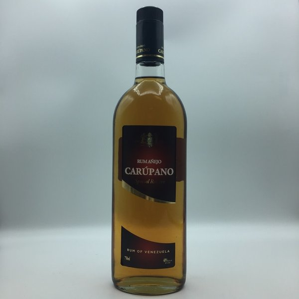 Carupano Special Reserve Rum Anejo 750ML