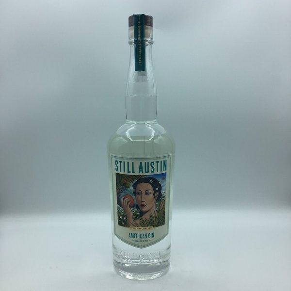Still Austin The Naturalist American Gin 750ML