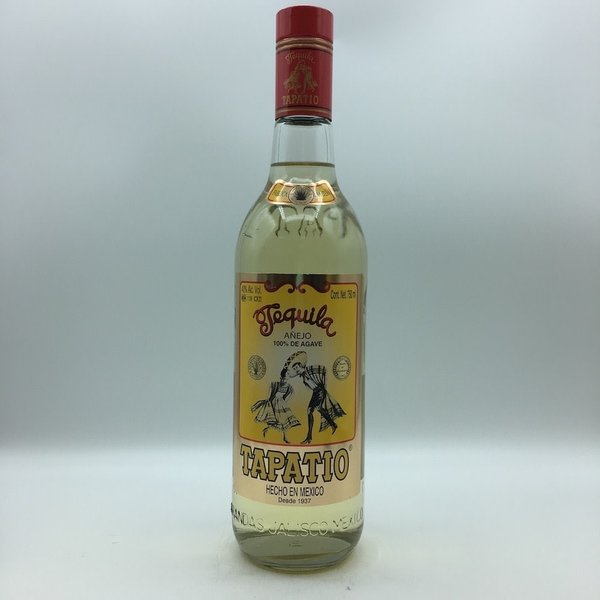 Tapatio Anejo Tequila 750ML
