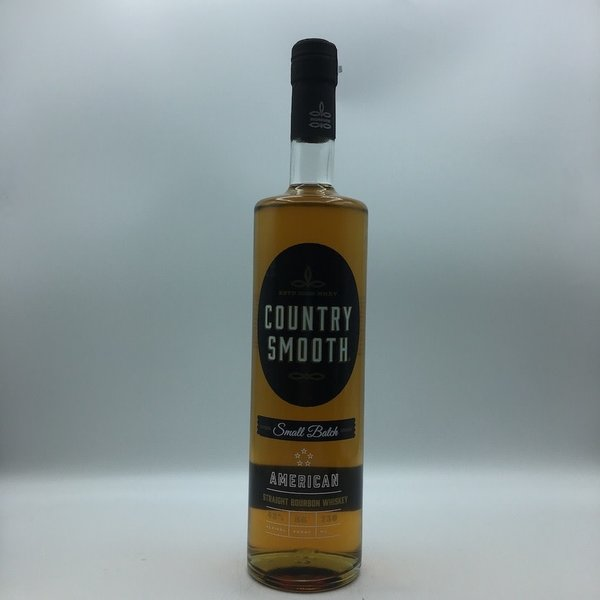 Country Smooth Small Batch Bourbon Whiskey 750ML
