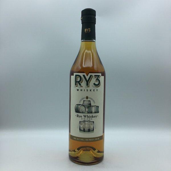 Ry3 Rye Whiskey 750ML