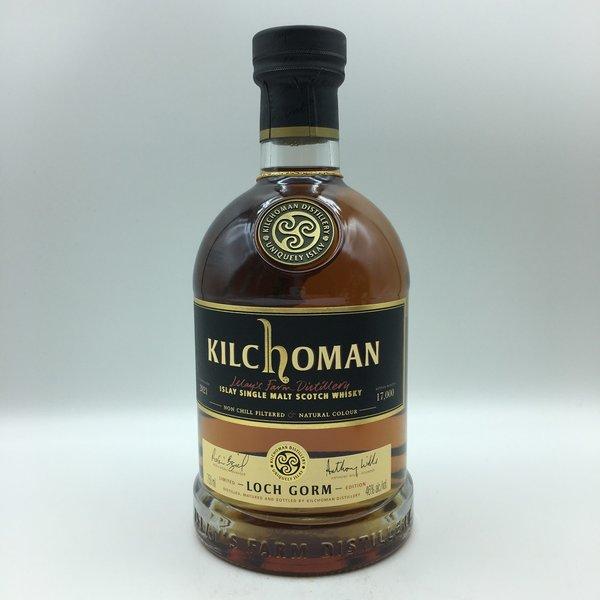 Kilchoman Loch Gorm Sherry Cask Islay Single Malt Scotch 750ML