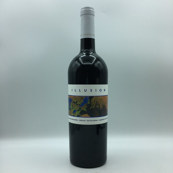 Illusion Red Blend 750ML