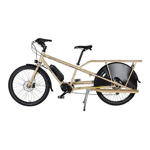 Yuba Bicycles Yuba Mundo Electric V5-10 speed, E8000-Tan