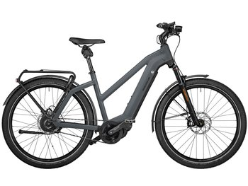 Riese & Muller Charger3 Mixte GT Vario HS 1125 Dual  Battery 49cm Nyon/ Storm Blue