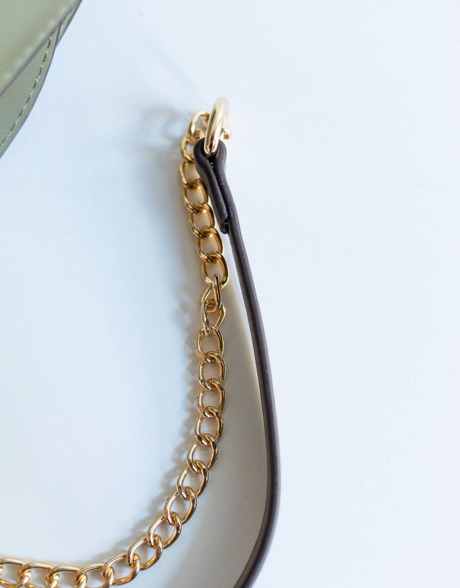Melie Bianco Isabel Gold Handle