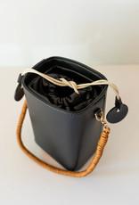 Melie Bianco Poppy Cinch w/ Cord Handle