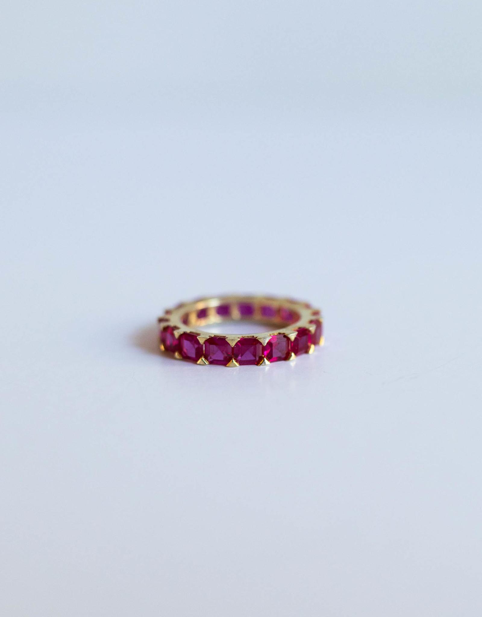 Large Eternity Ring