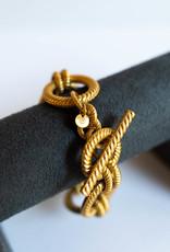 Julie Vos Olympia Link Bracelet