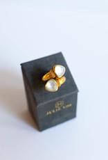 Julie Vos Paris Duet Ring