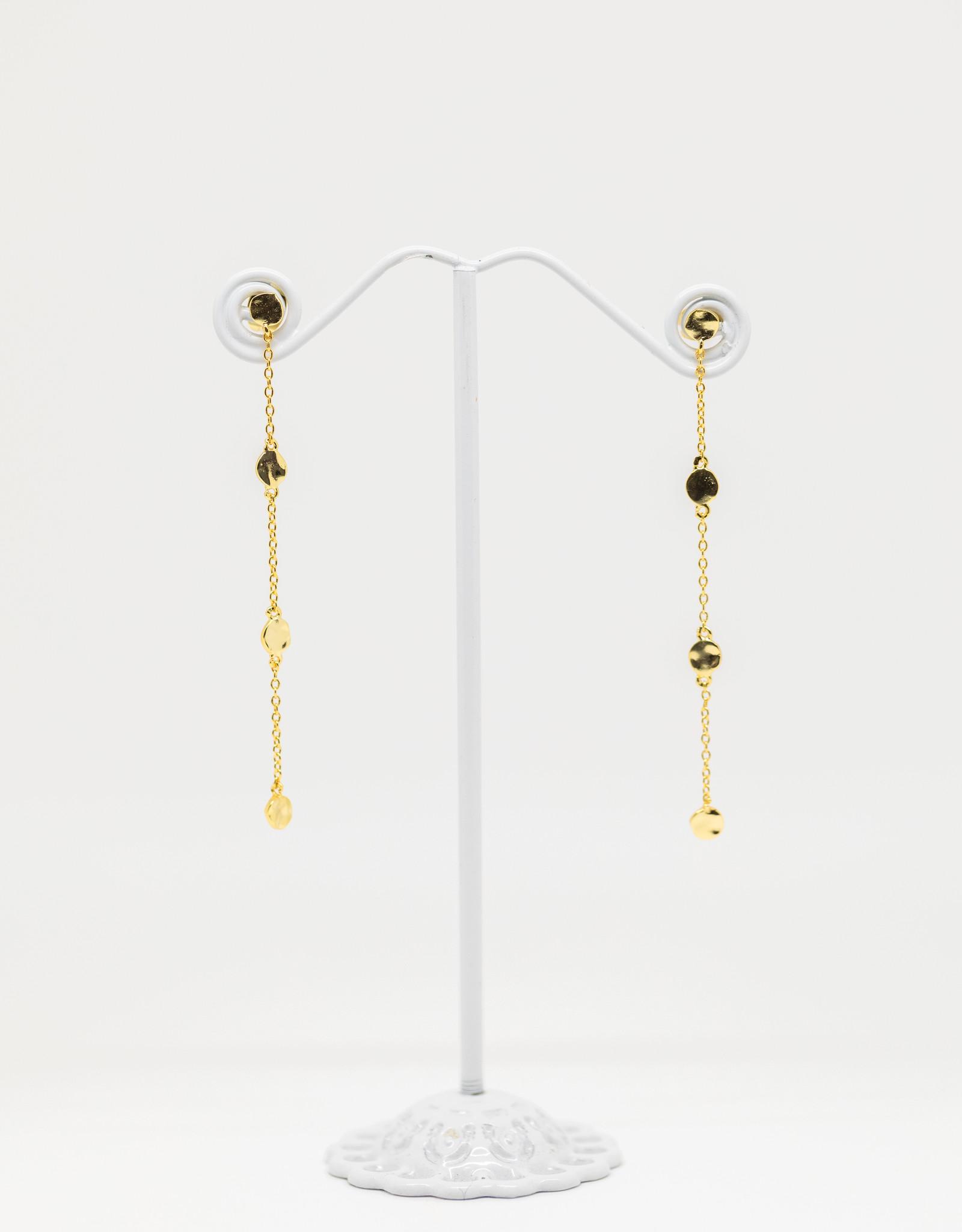 Gorjana Chloe Chain Earrings