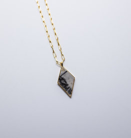 Gorjana Corina Pendant Necklace