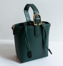 Melie Bianco Alexis Buckle Bag