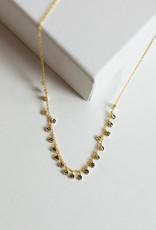 Gorjana Chloe Mini Necklace Gold