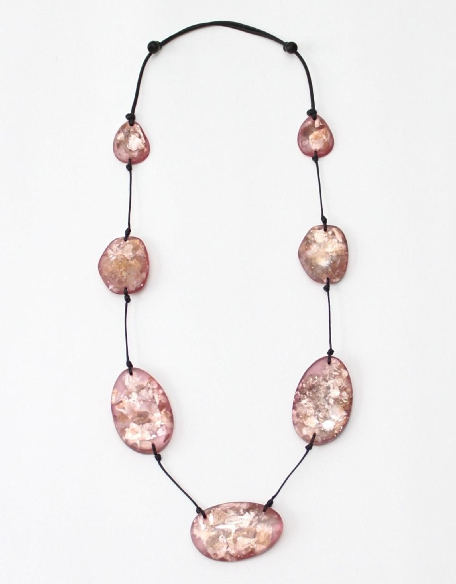 SYLCA Alena Lavender Necklace
