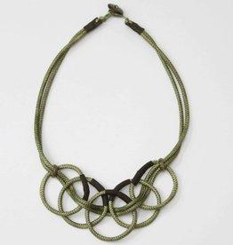 SYLCA Green Gloria Necklace