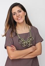SYLCA Gloria Green Neck