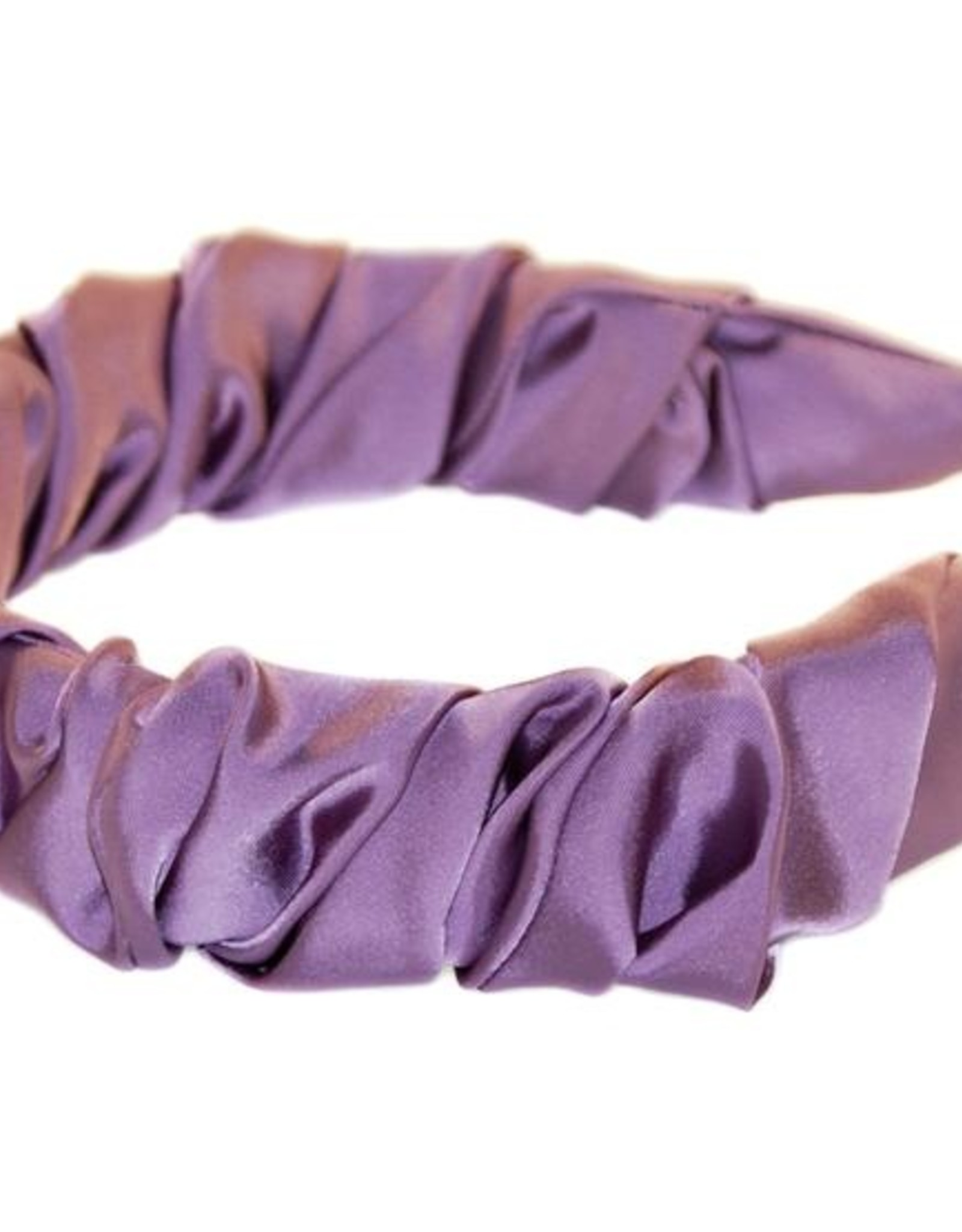 Ruched Wide Headband