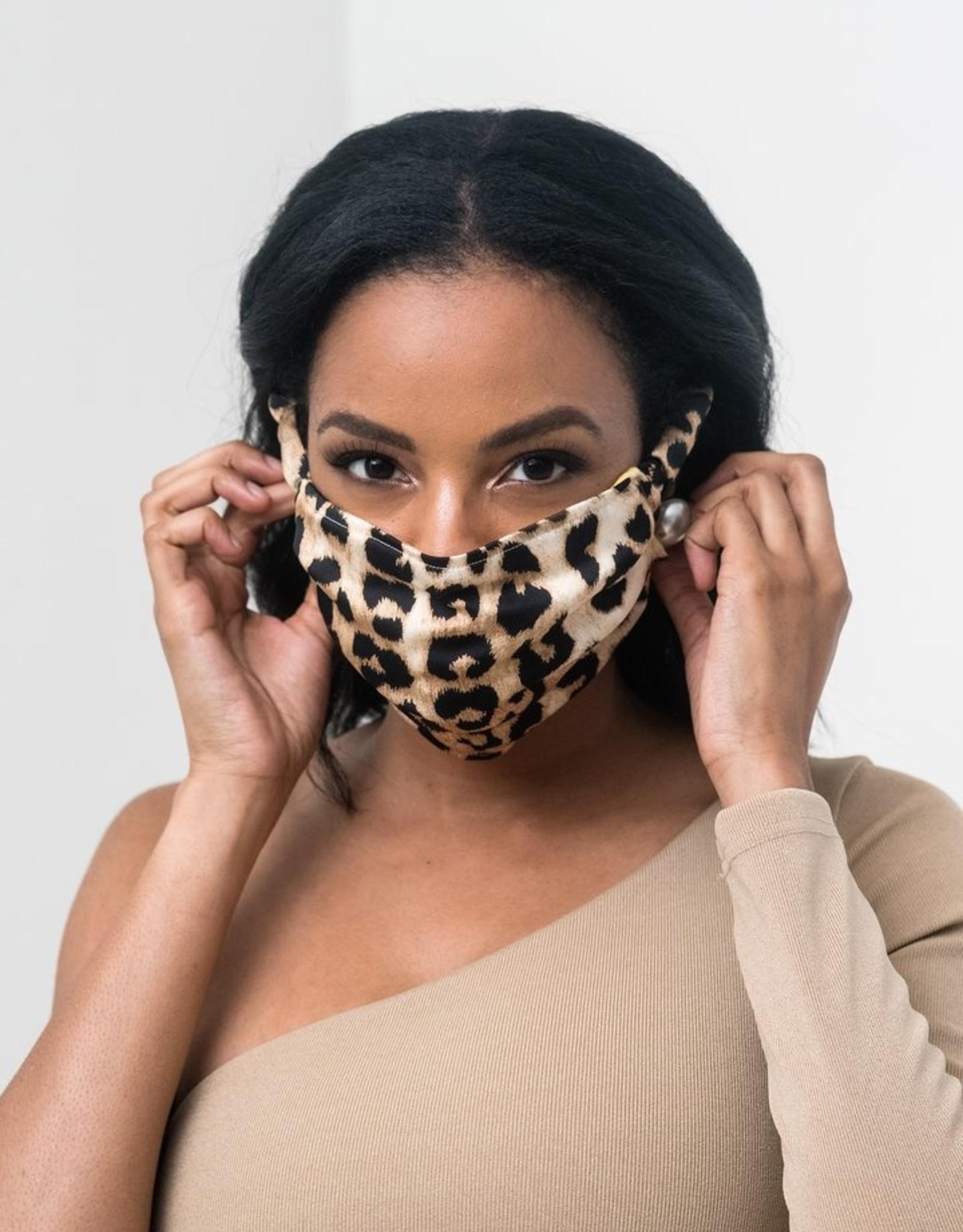 Pretty Girl Face Mask