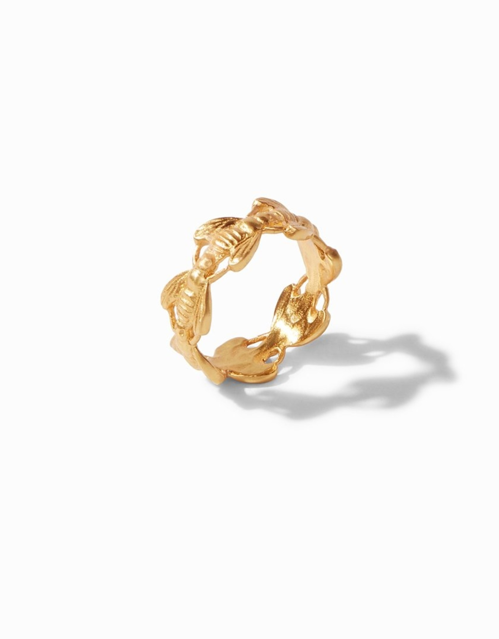 Julie Vos Bee Duet Ring